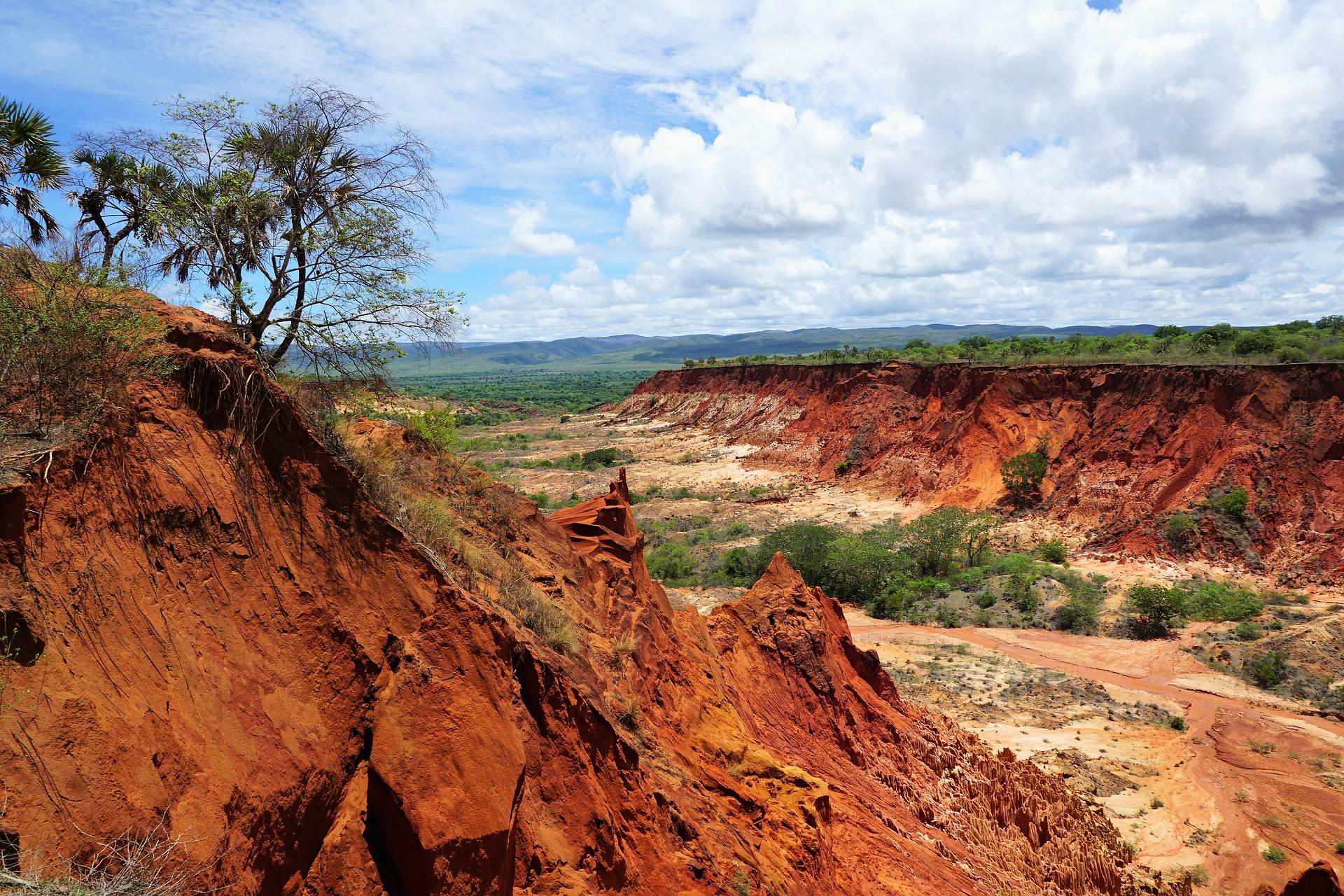 paesaggio madagascar